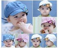 Wholesale-korea style Children's sun helmet Children's baseball cap/alphabe Cap/Kids hat/Baby hat cap
