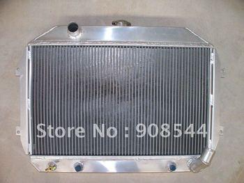 Auto  Racing Aluminum Radiator for Datsun 240z 260z AT  MT  1970 72 73 74 75