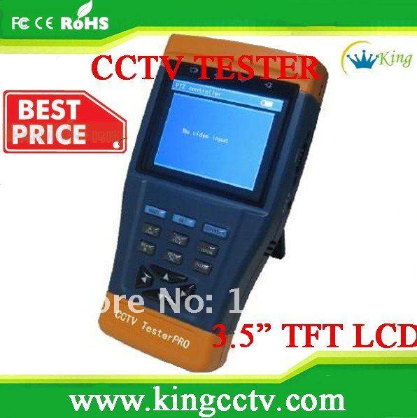"3.5"" CCTV PTZ Tester CCTV Test Monitor PTZ Tester HK-TM803(China (Mainland))"