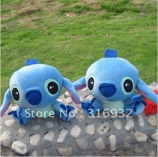 J1 LiLo&Stitch series Lovely Stitch Plush toy, Birthday' gift  for kids (16cm)