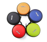 5pcs/lot! Five colors Moge storage box the Moge Babe multifunction headphone package storage box protective cover