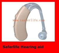 1YEAR WARRANTARY 2013 New Analog Hearing Aid behind the ear for promotion Premium HIGH QUALITY  Electronics