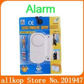 Doors and windows Entry alarm Door Window Entry Bell and Security Burglar Alarm Home Security Alarm ESS2A