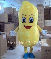 Peanut Halloween Mascot Costume Animal mascot costume free shipping