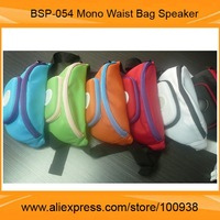 Hot  mucic BSP-054-6 Mono Waist Bag Speaker