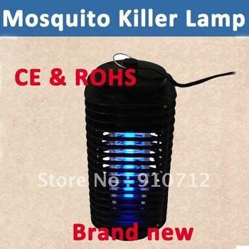 220V Absorption Photocatalyst MOSQUITO KILLER LAMP 220V with CE & ROHS mosquito Gnat Bug Moth trap Cheap pest repeller EU plug