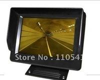 Mini Digital 3.8''  Rear View 16:9 Lcd Monitor Free shipping