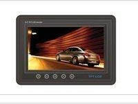 Mini Digital 6.2''  Rear View 16:9 Lcd Monitor Free shipping