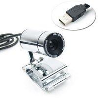 Free Shipping Hot Promotion MINI Metal 12.0 Mega Pixel USB 2.0 Digital Web Video Camera Webcam  Wholesale E02020076