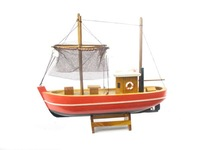 real wood handcrafts,  wooden boat model  Best price