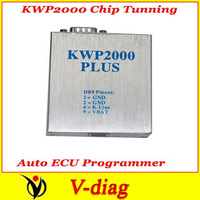 KWP2000 Plus ECU REMAP Flasher OBD2 ECU chip tunning tool Free Shipping KWP 2000