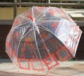 Romantic Fashion Umbrella Transparent umbrellas gossip girls Umbrellas mushroom princess Umbrella Advertising umbrella gift