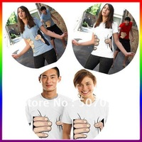 2012 NEW ARRIVAL spring T SHIRT  NOVELTY T-Shirt creative dress 2012 spring dress