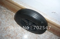 "6"" rubber  wheel"