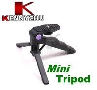 Mini Travel Flexible Table Tripod Stand For Digital Camera Good Load-bearing And  Adjustable To A Convenient Handle