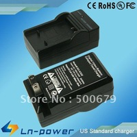 Free Shipping+Hot selling+High quality Camera Battery Charger for Nikon EN-EL14 US Type