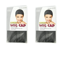 New style mesh weaving wig cap& hair net fishnet hair accessory