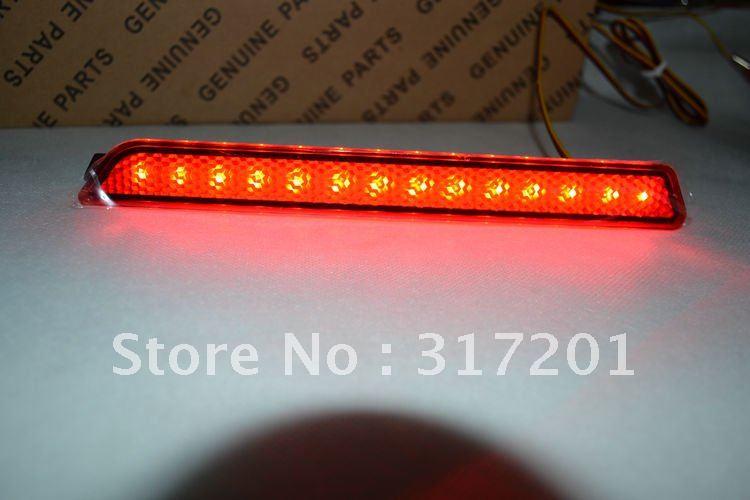Free shipping;TOYOTA COROLLA,LED brake light/LED car back-up light/car ...