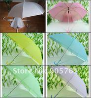 free shipping 100pcs/lot  Hot Sales ! Wholesales Free shipping/Fashion Transparent umbrella/ lovely umbrella Promotion gifts