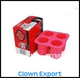 Free Shipping    D13479CL    Ice box,unique & Novelty Ice shots Cube Tray mold mould