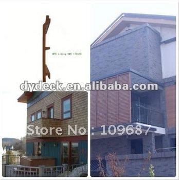 WPC PVC wall siding 178S20