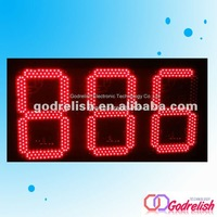 Large led digital countdown timer
