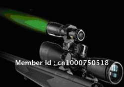 Laser Light Green Laser Designator Handheld Light with Switch Mount Night Vision Optic Hunting Scope Accessory for Rifle Scope(China (Mainland))
