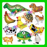 Hot selling!!! Free Shipping DHL/EMS Factory outlets wholesale 1000pieces/lot walking pet balloon