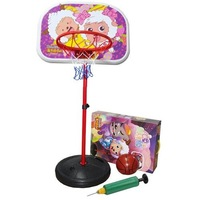 Free   shipping    Pleasant Goat and Big Big Wolf in genuine vertical basketball board Set (YY-358)