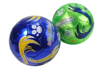 Free   shipping  Genuine children of Pleasant Goat and Big Big Wolf metal leather inflatable football (YY-236)