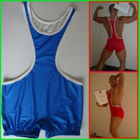 Customize Mens Wrestling Matman Singlet Wear Uniform Athlete