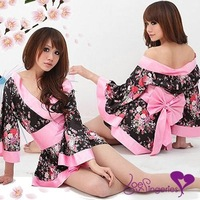 erotic special offer sexy lingerie hot sexyunderwear female japanese kimono stage clothes bar ktv hotel sauna miss 2014 new L035