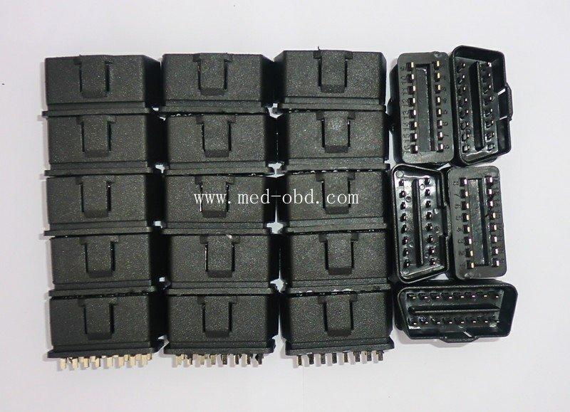 Good quatity +fast shipping J1962m Plug without enclosure hot selling(China (Mainland))