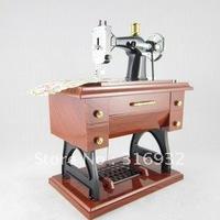 N1 Free Shipping Music Sartorius Model Sewing Machine Toy With Mini Drawer
