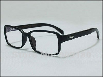 Clear Fashion Glasses For Men Fashion Plain Clear Lenses
