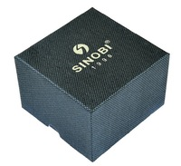 Mulan'S Sinobi watch gift box Black Watch Case ,FREE SHIPPING