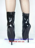 wholesale sexy high heel  18cm ballet  knee high  boots  free shipping, big discount for the big order,halloween, christmas