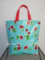 Oilcloth Shopping Tote Bag