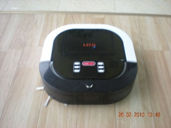 Promotion Price/Nice Looking Automatic Robot Vacuum Cleaner 2000 Series  +CE&ROHS+Free Shipping