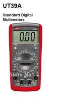 LCD Digital Multimeter Max.Display AC DC Ohm Voltmeter Ammeter UT39A Standard Digital Multimerer
