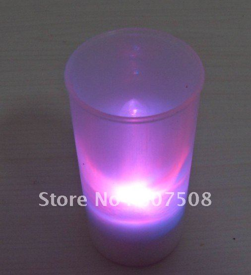 Free shipping, 50pcs per lot, Colorful LED Candle light, Changeable