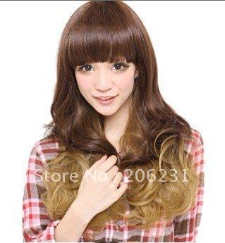 Wig super natural cheap medium straight blonde bob wig free shipping