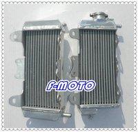 YZF450 YZ450F 07 08 09 alloy aluminum motorcycle radiator YZF 450 2007 2008 2009
