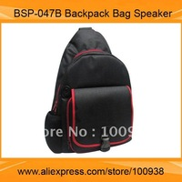 Hot active BSP-047B Back Bag Speaker