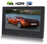 Free shipping 8 inch HD 1080P Touch Screen Car Monitor with Remote Control (HDMI, AV, VGA)(China (Mainland))
