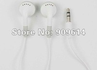 new 50 pcs/lot Earphones 3.5mm Plug Accessories for MP3 MP4 MP5 PC free shipping