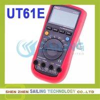 Freeshipping UNI-T UT61E Modern Digital Multimeter frequence meter resistance meter capacitance meter, Retail Wholesale