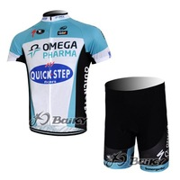 2012 fangle Quickstep team short Sleeve bike cycling Jersey+shorts set cycling bicycle cycle bike wear clothing
