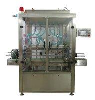 Automatic Liquid Filling Production Line 6 Nozzle