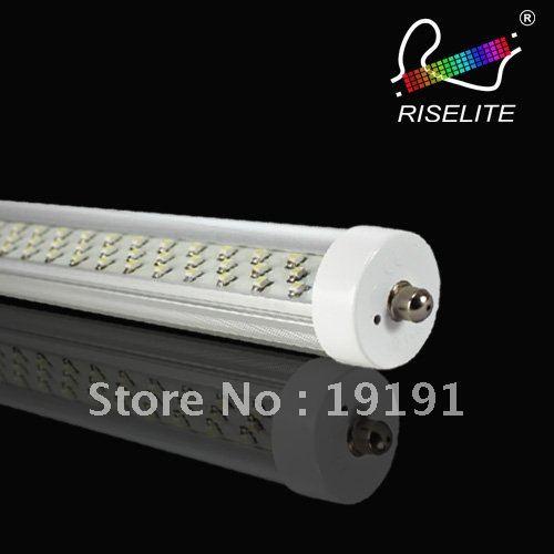 15pcs 36 watt 8 ft single pin led tube light 8 fluorescent. Black Bedroom Furniture Sets. Home Design Ideas